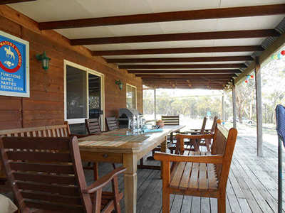 The Gunyah at Three Waters Holidays